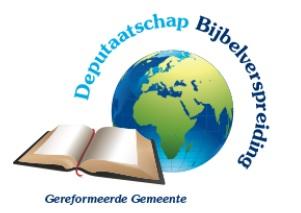 Deputaatschap Bijbelverspreiding