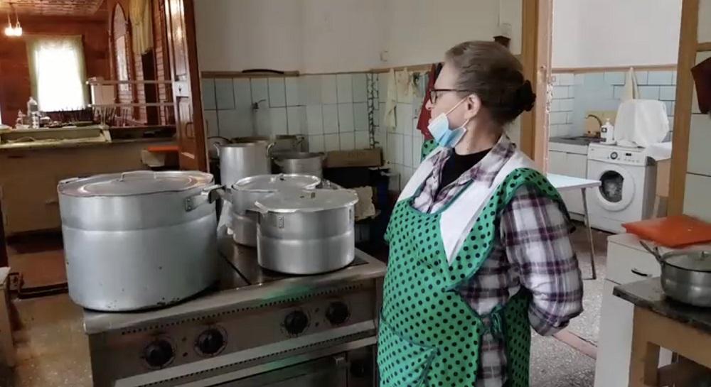 Israël Vrouwenochtend – Vrouwen achter het gaarkeukenwerk