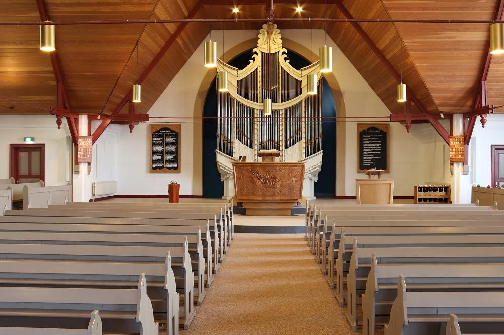Structuur Kerkverband